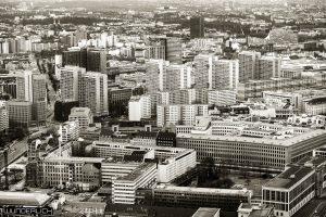 Berlin Draufsicht