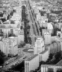 Strausberger Platz bis Frankfurter Tor