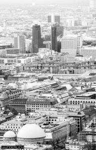 Blick Richtung Potsdamer Platz