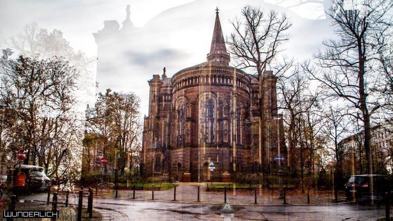 Zionskirche in Berlin Mitte