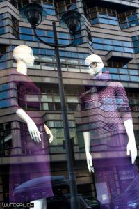 Schaufenster in Berlin Mitte Friedrichstraße