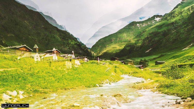 Fane Alm in Südtirol