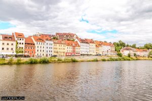 Blick nach Polen von Görlitz