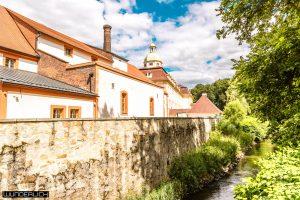 Das Kloster St. Marienthal an der Neiße in Ostritz