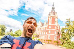 Schloss in Bad Muskau Fürst-Pückler-Park