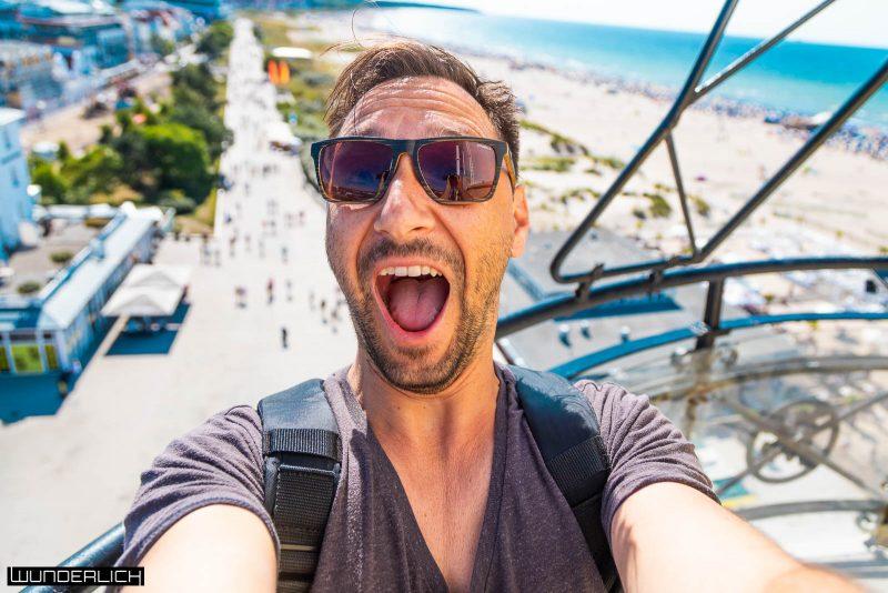 Selfie Time Ronny Wunderlich
