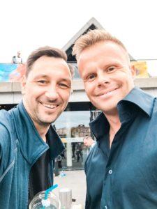 Gunnar Kessler und Ronny Wunderlich