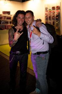 Jason Mercurio - Musiker und Ronny Wunderlich