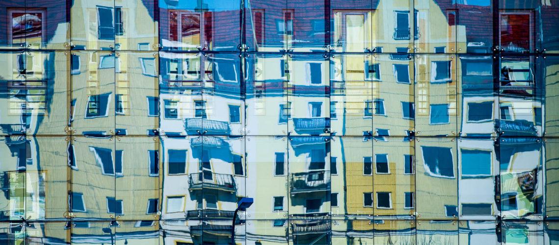 Häuser in Berlin Mitte